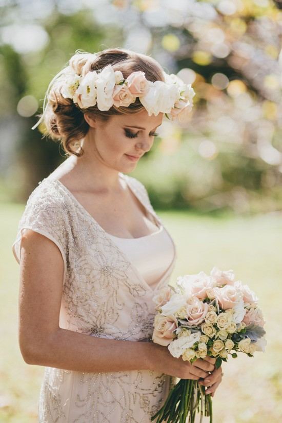 Montville and Maleny wedding hairdresser for Sunshine Coast Brides