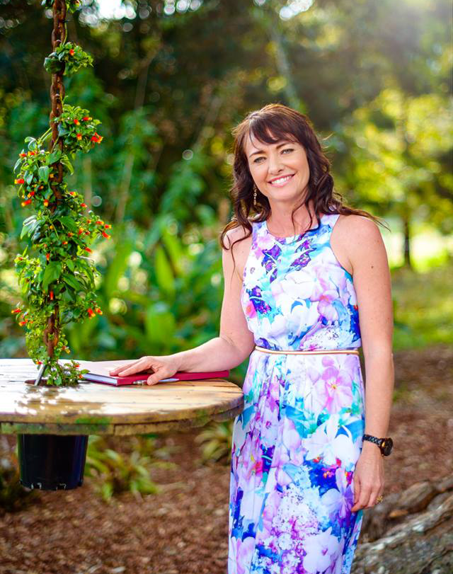 Cassandra Neilson is a celebrant on the Sunshine Coast including Montville and Maleny weddings.