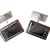 Wedding Cufflinks for the Groom and Best Man