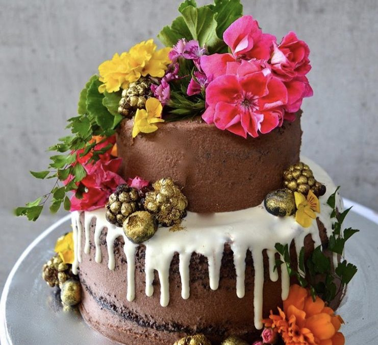 Wild Child Wedding Cakes Maleny